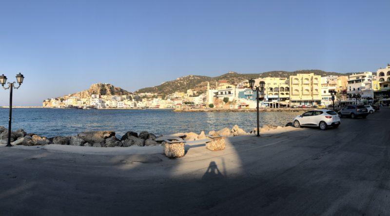 En stille uke på Karpathos i Hellas