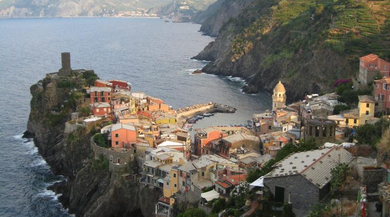 Cinque Terre i Italia