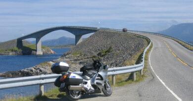 Atlanterhavsveien fra Kristiansand til Trondheim (del 1)