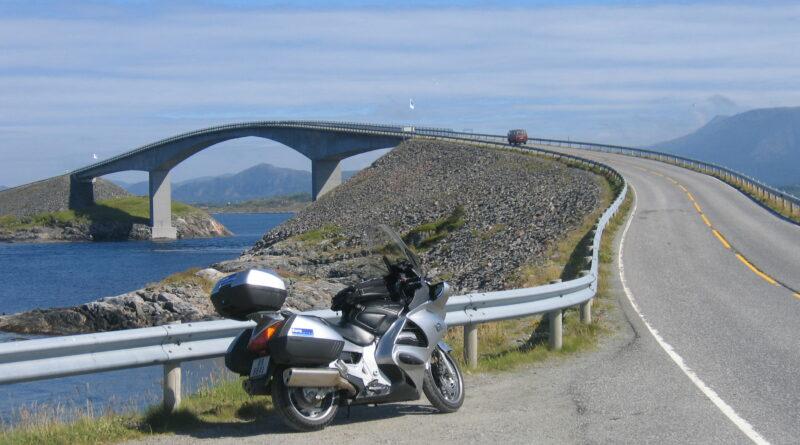 Atlanterhavsveien fra Kristiansand til Trondheim (del 2)